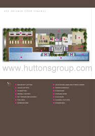 Regent Residences Floor Plan by Site Map Regent Residences