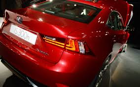 lexus is300h owners 2014 lexus is hybrid model to comprise more than 80 percent of