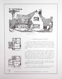 old english cottage house plans house plans bishopric for all time and clime floorplan