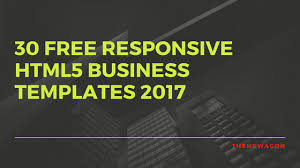 free templates for business websites 30 business website design template free download