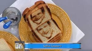 Kombi Toaster Burnt Impressions Novelty Toasters Home Of The Selfie U0026 Jesus