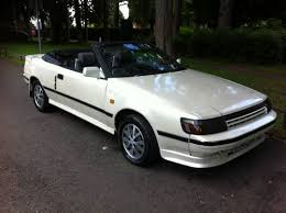 toyota celica convertible for sale uk toyota celica 2 0 convertible targa ma for sale 1987