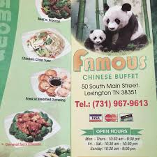 chinese food open thanksgiving famous chinese restaurant home lexington tennessee menu