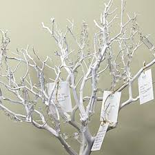 manzanita tree branches painted white manzanita branch decorative branches