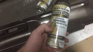 rust oleum hammered vs rust oleum forged hammered paint review