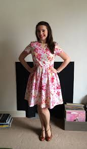 Duvet Sewing Pattern Ree Sewn Flowers For Jane Duvet Dress Christine Haynes U0027 Emery