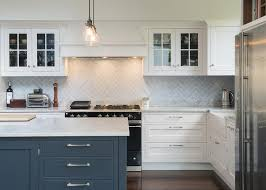 herringbone kitchen backsplash gray herringbone kitchen backsplash tiles transitional kitchen