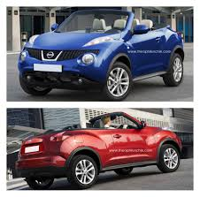 nissan juke white and red nissan juke cabriolet page 2 cars from datsun u003e nissan