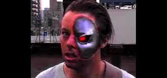 Terminator Halloween Costume Build Kano U0027s Mortal Kombat Metal Cyborg Face Props U0026 Sfx