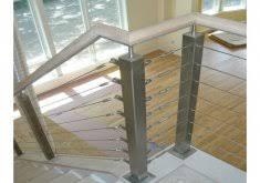 nice cable stair railing diy beautiful handrail brackets look