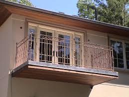 wrought iron false balcony railings popular wrought iron balcony