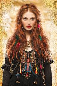 gypsy hairstyle gallery gallery for boho chic style tumblr bohemian dreams gypsy soul