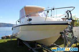 cabin fisher saver 540 cabin fisher eur 15 000 boat24 uk