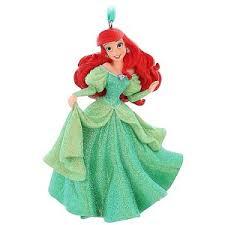 your wdw store disney ornament ariel dress the