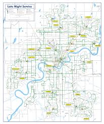 Edmonton Canada Map by Ismb 2002 Maps