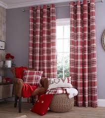 Pink Tartan Curtains Living Room Tartan Curtains Tartan Curtains And Cushions