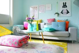 coussin déco canapé décoration salon 32 idées pour embellir votre espace maison