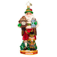 decor christopher radko ornaments tired christmas ornament for
