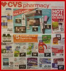 cvs black friday 2017 cvs weekly ad scan 9 17 17 9 23 17 cvs ad preview