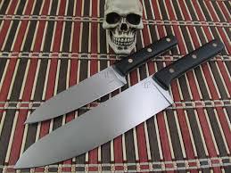 Custom Kitchen Knives For Sale Tomas Peszeki Custom Handmade Kitchen Chef U0027s For Sale