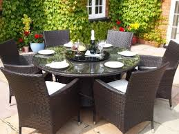 Round Patio Furniture by Patio Chair Cushions On Patio Furniture Covers And Trend Round