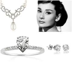 hepburn earrings diamond jewelry