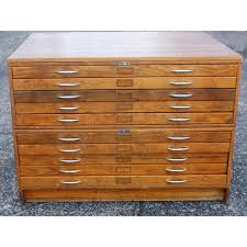 real wood file cabinet flat file cabinet solid wood localizethis org flat file cabinet