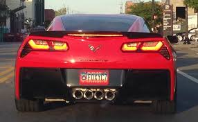 corvette vanity plates c7 personalized plate thread page 23