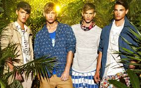Tropical Themed Clothes - style xy christian plauche nick snider russell giardina u0026 helge