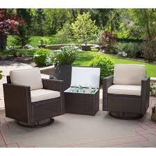 tips consider outdoor 3 piece patio set u2014 home redesign