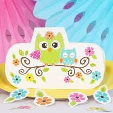 baby shower owl decorations owl theme baby shower decorations