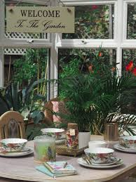 to bring the outdoors in sainsburys home garden room