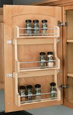 Cabinet Door Mounted Spice Rack Rev A Shelf Door Mount Spice Rack Rev A Shelf Spice Racks