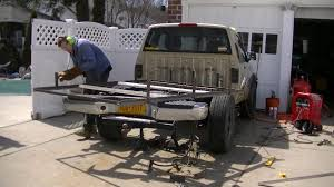 building custom truck bed welding rig truck beds welding rig