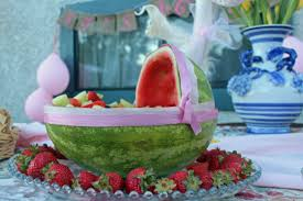 pink u0026 white baby shower