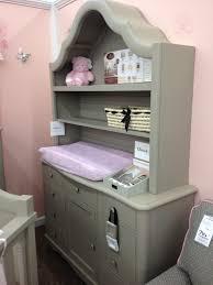 gray bookshelf dresser changing table combo buy buy baby