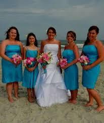 malibu bridesmaid dresses thanks david s bridal for our wedding day so wonderful