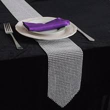 mesh ribbon table decorations buy mesh table runner and get free shipping on aliexpress com