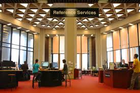 Library Reference Desk Robarts Library Reference Services And Reference Desk Heritage