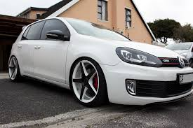 candy white vw golf 6 gti stone chip repair and detail the