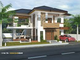 one story bungalow house plans one story house plan in the philippines inspirational home design