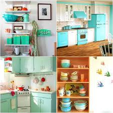 furniture beautiful modern retro kitchen design ideas