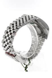 rolex bracelet white gold images Rolex 126334 datejust 41 silver dial gold bezel jubilee watchguynyc jpg