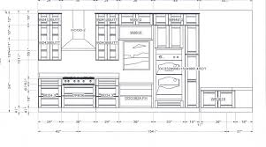 Lovely Images Standard Kitchen Cabinet Measurements View by Vibrant Inspiration Kitchen Cabinet Elevation Mesmerizing