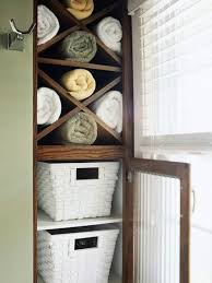 how to do bathroom towel storage in a stylish way page 2 of 2