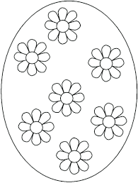 free printable coloring pages of jesus on the cross plain egg