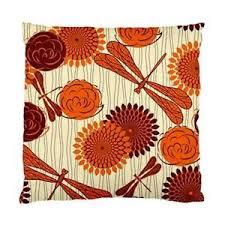 Orange Sofa Throw Orange Pillow Ebay