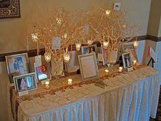 Centerpieces For Family Reunions Table by 15 Ideas For A Beautiful Memorial Service On A Budget Diy
