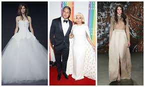 weddings dresses gaga wedding dresses wedding gowns gaga kinney