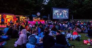 Botanical Gardens Open Air Cinema Outdoor Cinema Botanical Gardens Melbourne Photos Garden